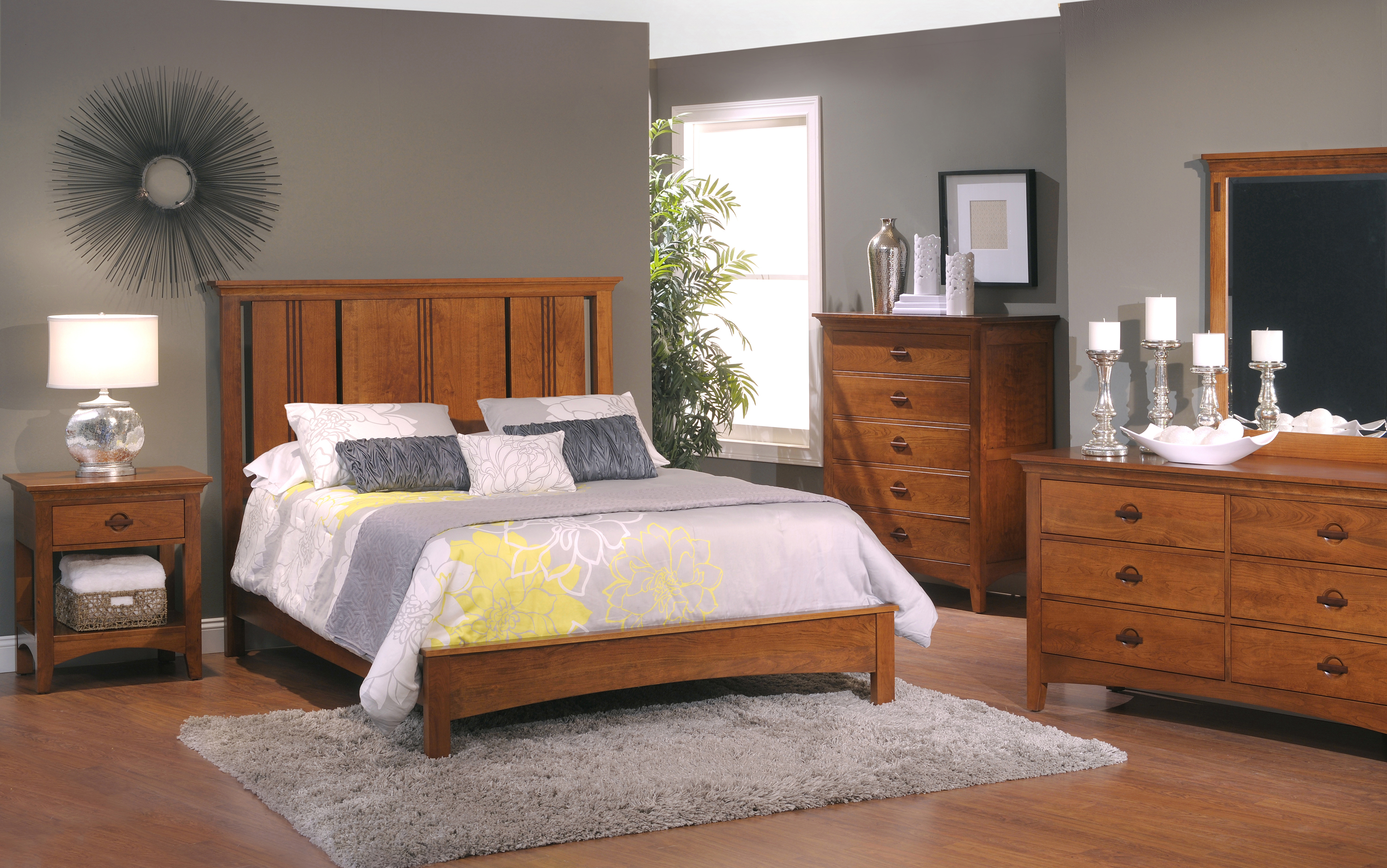 Shaker Style Bedroom Decorating Ideas