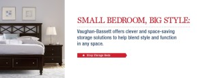 Click here to see some great space saving solutions for smaller bedrooms