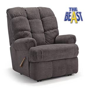 Click here to read more about the Bruticus Big Man's Recliner from Best Home Furnishings