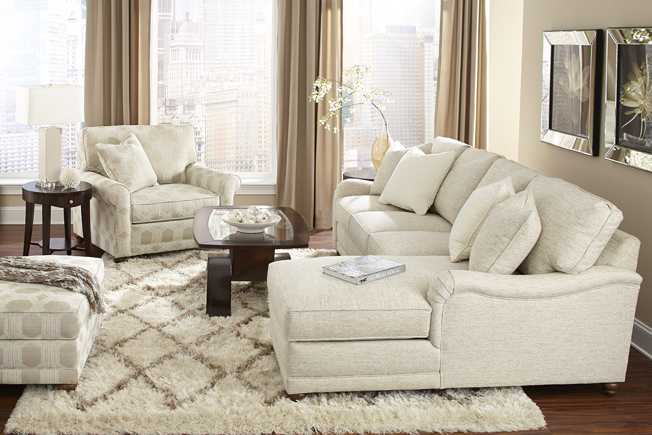 My Style Sofas and Sectionals from Rowe Furniture @ Saugerties ...
