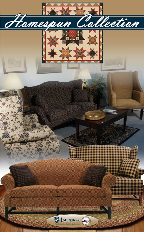 Click here to see more HomeSpun styles available @Saugerties Furniture Mart